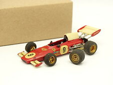 Fds Kit Metal Assembled 1/43 - F1 Ferrari 312 B2 1972