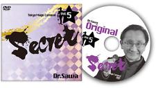 Secret Vol. 5 Dr. Sawa by Tokyo Magic Carnival Magic Trick Close Up Street Stage