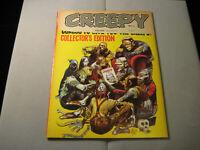 Creepy #1 (Warren, 1964) Magazine -- Stripped Cover Low Grade