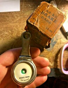 Antique Auto Car Truck Parts Brake Signal Part