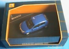 RENAULT SANDERO B90 1.6 16V BLEU EXTREME 2008 ELIGOR 1/43 BLUE BLAU