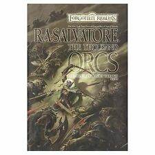 The Hunter's Blades trilogy: The thousand Orcs by R. A Salvatore Amazing Value