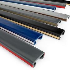 Rampe d'escalier en PVC Main courante en plastique et caoutchouc 40x8mm COULEURS
