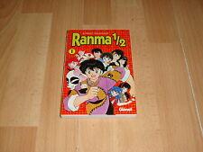 RANMA 1/2 DE RUMIKO TAKAHASHI MANGA COMIC NUMERO 1 DEL AÑO 2001 EN BUEN ESTADO
