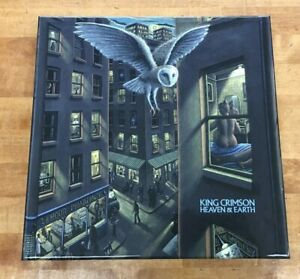 King Crimson Heaven & Earth Live And In The Studio 1997-2008 24 discs