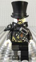 LEGO Iron Baron Minifigure njo464 From NINJAGO Season 9 Hunted Set 70654 70655