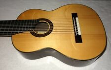 New BARTOLEX SRS10 Classical 10-String Harp Guitar, Solid Spruce Top w/Case
