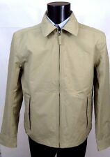 Timberland Beige Waterproof Bomber Harrington Jacket Size S