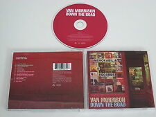 VAN MORRISON/DOWN THE ROAD(POLYDOR/EXILE 589 661-2) CD ALBUM
