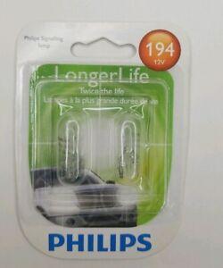 NEW Philips BC9587 194 Automotive 2-Pack 194LLB2 Bulb