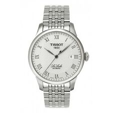 BNIB TISSOT Men's Le Locle Automatic Stainless Steel Watch