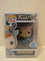Funko Pop Freddie Funko Capricorn 07 Limited Edition
