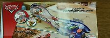 Disney pixar cars ultimate piston cup speedway track new in package DHD73