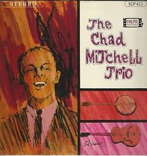 """Chad Mitchell Trio """"The Chad Mitchell Trio"""" 1960 Colpix Stereo 411 NM Condition"""