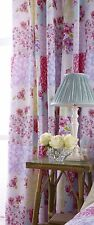 "Catherine Lansfield Gypsy Patchwork Curtains 66x72""  NEW  21303"