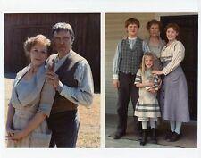 GLENN CLOSE EMILY OSMENT LEXI RANDALL SARAH PLAIN AND TALL 1999 CBS TV PHOTO