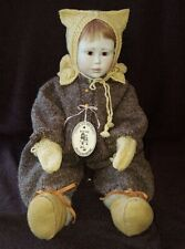 STUNNING! LYNNE & MICHAEL ROCHE DOLL MEDIUM SOPHY #36 W/ TAG, ETC!
