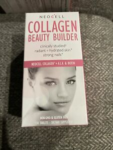 NeoCell Collagen Type 1&3 150 Tabs Non-GMO Beautiful Builder 7/21+ Free Shipping