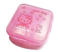 2tiers HelloKitty Portable Medicine Pillbox Casepackage