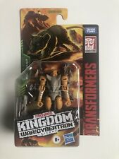 Transformers War for Cybertron Kingdom, Core Class -RATTRAP- New