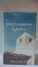 Light Blue Pour Homme Living Stromboli Eau de Toilette 1.4oz Vapo Sealed
