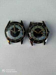 VINTAGE TWO TIMEX ELECTRIC WATCHES FOR REPAIR