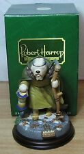 ROBERT HARROP - LIMITED EDITION 1999 - DPLE99 - OLD ENGLISH SHEEPDOG FATHER TIME