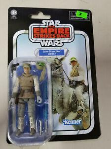 Star Wars Vintage Collection LUKE SKYWALKER HOTH The Empire Strikes Back
