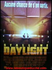 DAYLIGHT Affiche Cinéma Movie Poster SYLVESTER STALLONE
