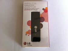 LG AN-WF100 Wireless Wi-Fi USB Adapter Dongle for LG LED TV LX9500 LE7500 LX6500