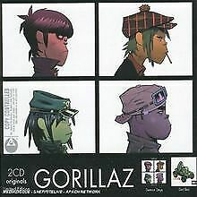 Coffret 2 CD : Demon Days / Gorillaz von Gorillaz | CD | Zustand gut