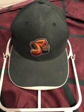 Vtg Sports Specialties Seattle Super Sonics Adjustable Hat Cap