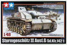 Tamiya 32525 German Sturmgeschutz III Ausf.G (Sd.Kfz.142/1) 1/48 scale kit