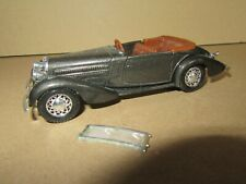 780I Solido 4003 France Talbot T23 1937 Anthracite 1:43