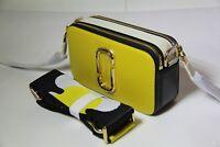 Legendary MARC JACOBS Snapshot Small Camera Bag (100% Original / New & Unused)