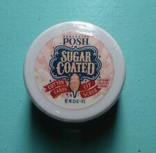 Perfectly Posh - Sugar Coated Cotton Candy Lip Scrub - New + Sealed