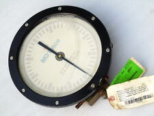 NOS MARTIN DECKER MD TOTCO USA 10000 INNER OUTER SCALE GAUGE WITH TAGS WEIGHING