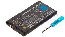 Batterie pour Nintendo 3DS XL et NEW 3DS XL - 2000 mah 3,7 V + tournevis SPR 003