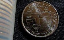 2009-P 25C Puerto Rico U.S. Territories Quarter BU