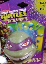 Little Kids Teenage Donatello Mutant Ninja Turtles Water Squirter NEW