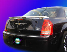 PAINTED TO MATCH CHRYSLER 300 CUSTOM STYLE III SPOILER 2008-2011