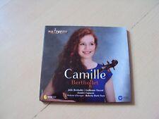 CD  CAMILLE BERTHOLLET
