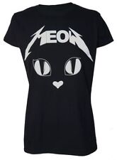 Short Sleeve Graphic Tee Punk T-Shirts for Women