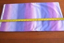 By 1/2 Yd Blues & Purples Quilting Cotton, Fabric Traditions/2001 N378