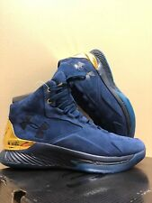 8e1b08acd58 Under armour Basketball Shoes Blue Athletic Shoes for Men