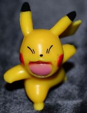 "2"" Screaming Yelling Pikachu # 25 Pokemon Action Figure Figurine Toys 1st Series"