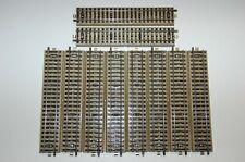 Märklin H0 - 10 X 5106 Straight 180 MM M Track Top Condition