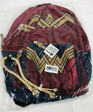 DC Comics Official Wonder Woman Dawn Of Justice Batman Superman Backpack School