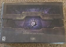 StarCraft 2 II: Heart of the Swarm - Collectors Edition - SEALED Brand New!