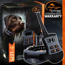 SportDOG SD-1275 SportTrainer Black Edition Remote Dog Training Field Trainer
